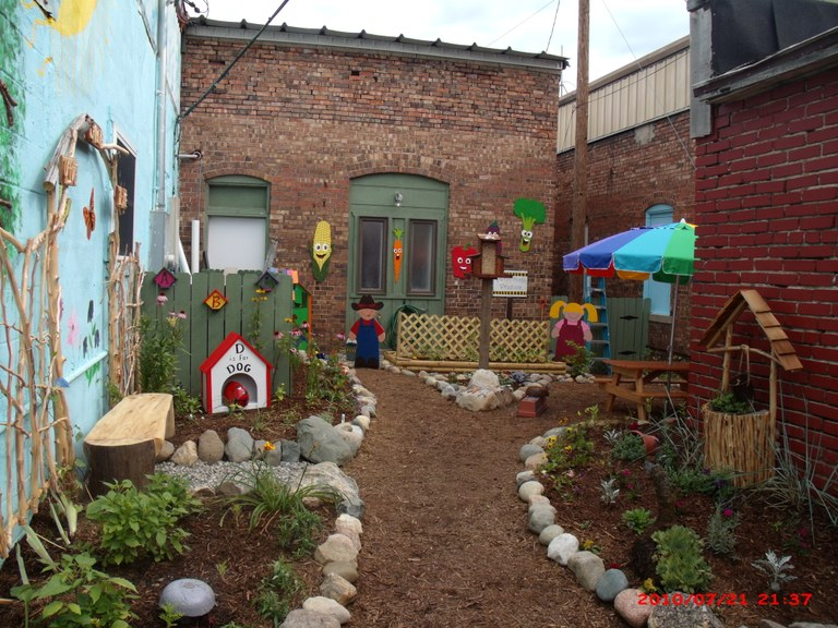 Children's Library Garden
